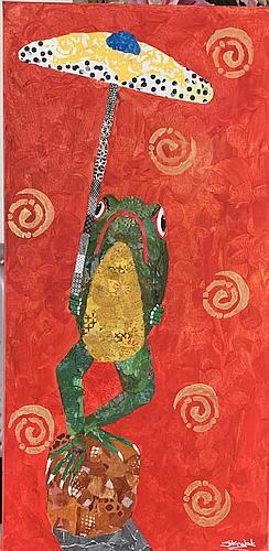 Fashion Frog